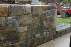 Building-Stone-Retaining-Wall